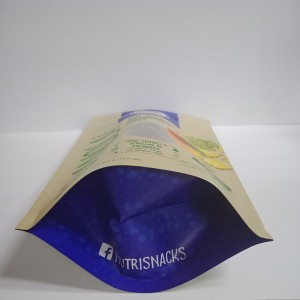 factory low price Certified Epi Degradable Bag For Snack Food Packaging