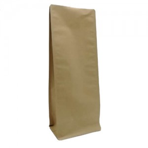 Wholesale PLA/bio materials stand up coffee bag