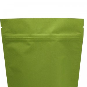 Professional China Food Grade Laminated Stand Up Tea Packaging Pouch Bag
