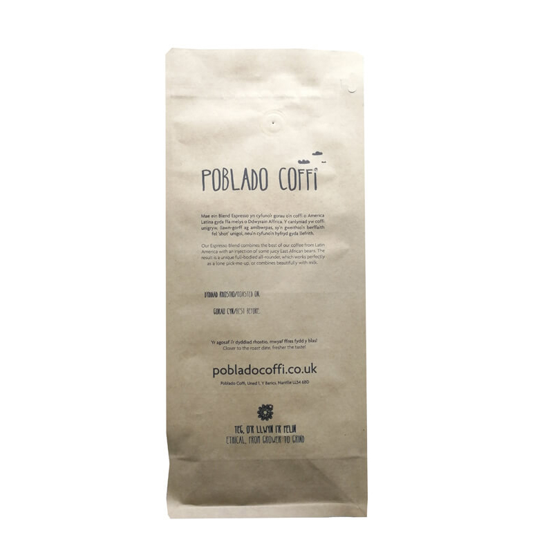 Hot-selling Italian Coffee Pouch -