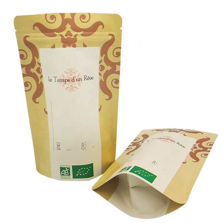 Hot New Products Packaging Pouches For Dog Food -