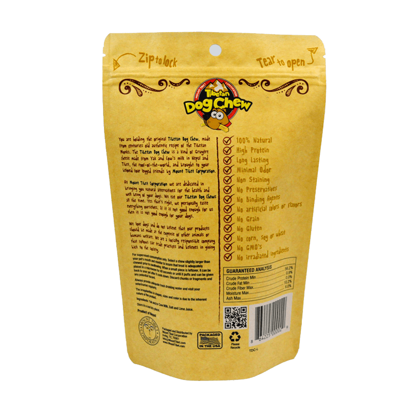 Factory Price Packaging Bag For Mocha -
