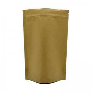 Stand up staple food packaging bags