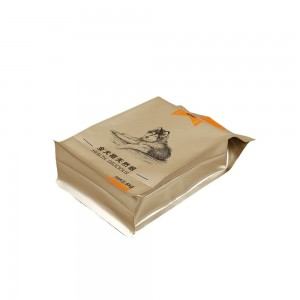 Printing bags for pet food