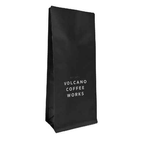 2017 China New Design Printed Coffee Packing Pouch -