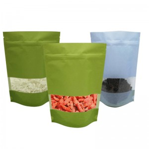 PLA craft paper nut packaging bags