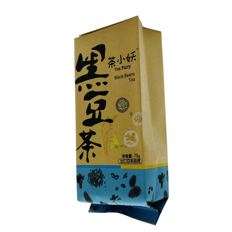 Special Price for Custom Packing Pouch For Tea -