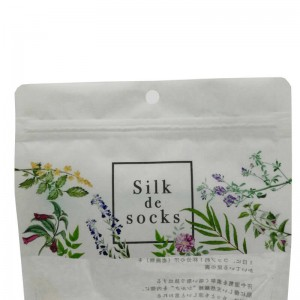 custom rice packaging pouches with color printing