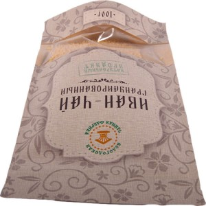 Creative printed side seal PLA biodegradable packaging bags for dried fruit