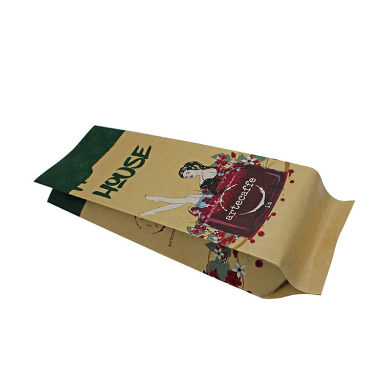 Factory wholesale Printing Coffee Package Pouches -