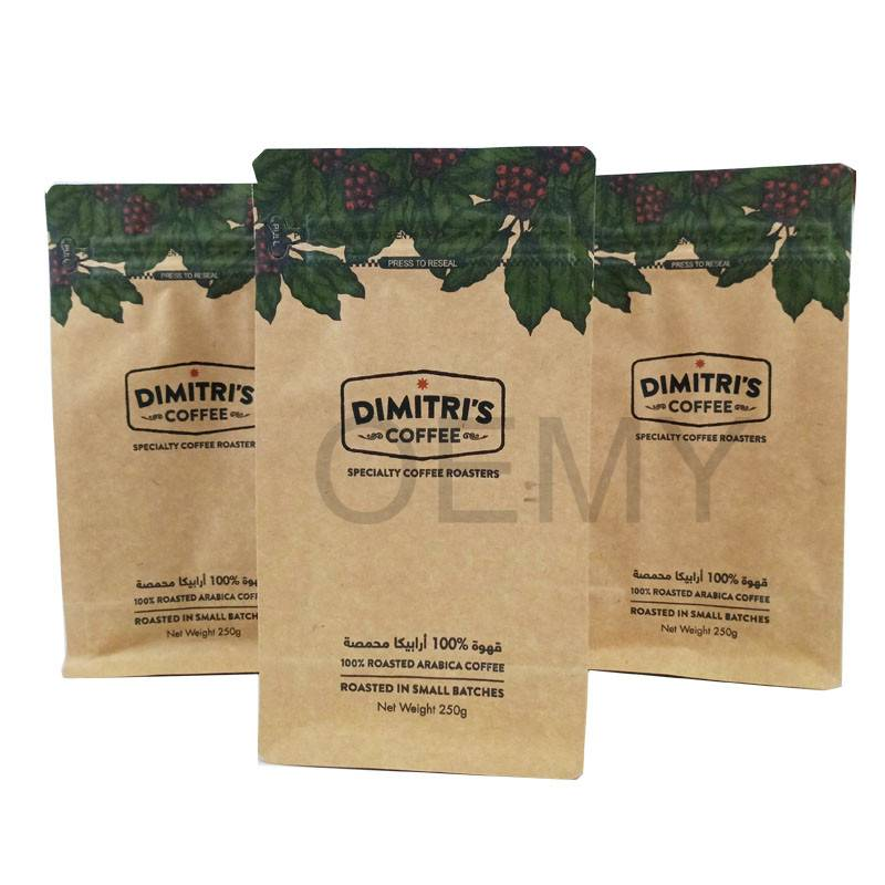 professional factory for Creative Package Bag For Coffee -