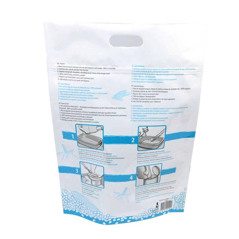 OEM Supply Packaging Pouches For Rice -