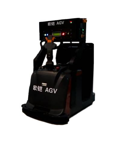 Top Quality Automated Guided Agv Vehicle -