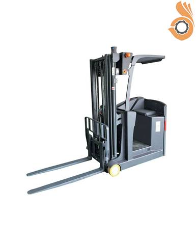 laser guided 3m counter balance forklift AGV