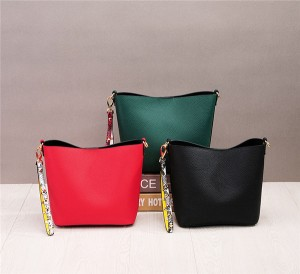 High Quality Bags Handbags Fashion Leather Bags With Snakeskin Shoulder Strap