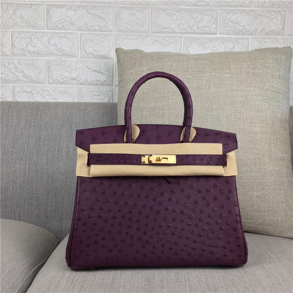 High Quality Fashion Ostrich Skin Women Designer Bags from bags Manufacturer Featured Image