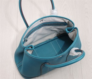High Quality Cowhide Leather Garden Party Bags Fashion Ladies Bags Handbags Factory