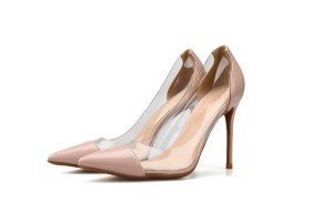 Amazon Best Selling Ladies Nude Patent Leather ...