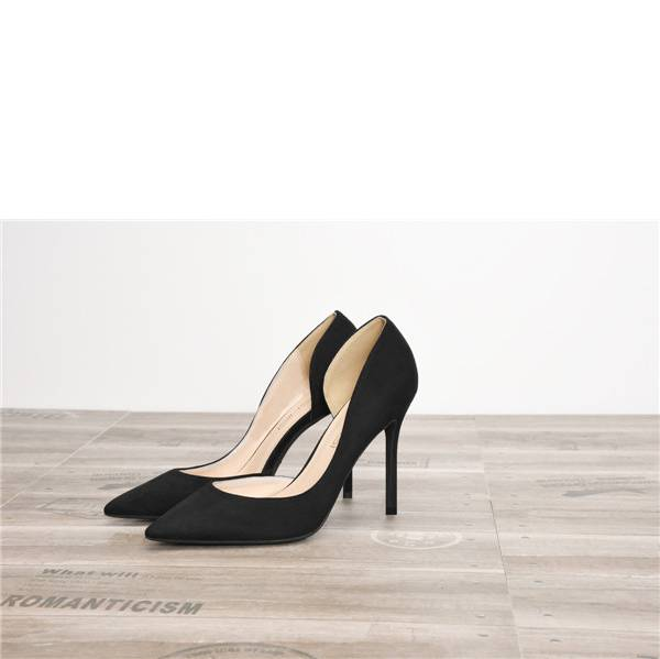 Drop-ship In Store Suede Pumps For Lady Featured Image