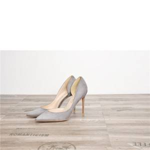 Drop-ship In Store Suede Pumps For Lady