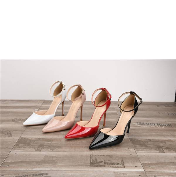 Drop-ship In Store Women Lace-up Pumps Shoes Featured Image