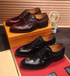 Custom Patent Leather Formal Shoes Designer Men...