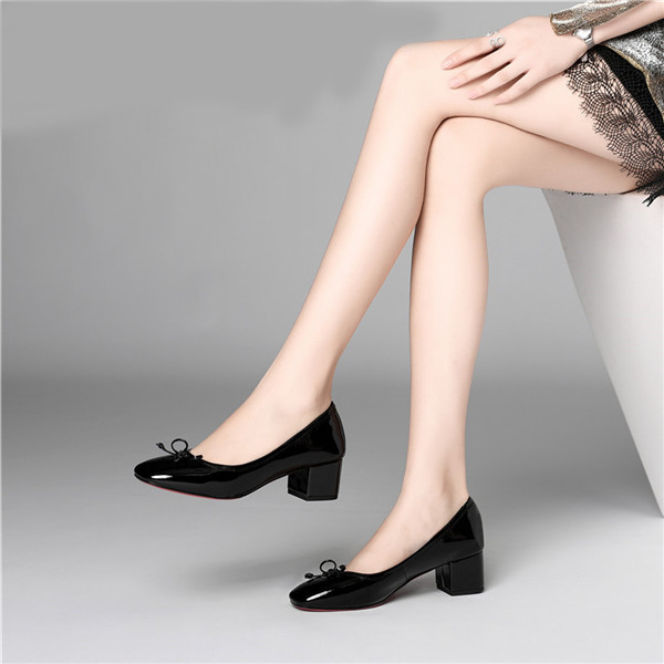 Discount Price Men Leather Flat Shoes -