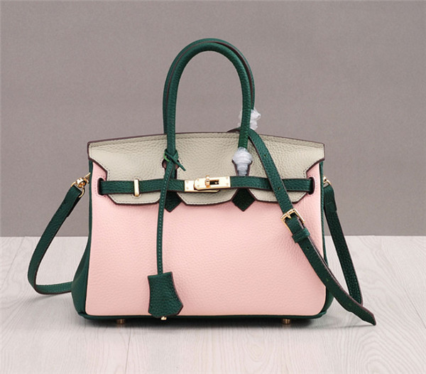 OEM Fashion Cow Skin Purses Handbags Brand Name Tote Bags Women Birkin Featured Image