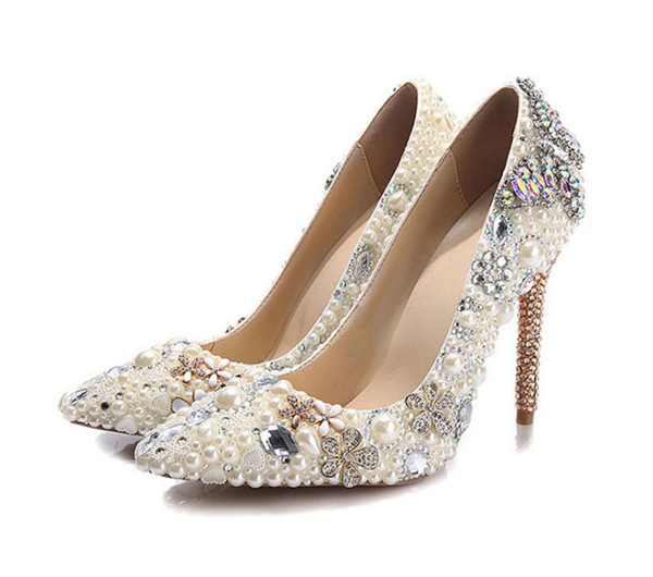 Hot-selling 10cm High Heel Shoes -