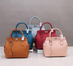 OEM Many Colors Togo Leather Bags Classical Famous Brand Designer Bags