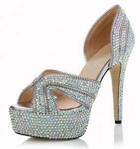 14cm High Heel Party Shoes