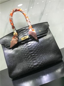 Luxury Snakeskin Bags handbags factory with siz...
