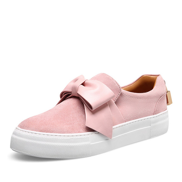 Well-designed Buckle Student Shoes For Girls -
