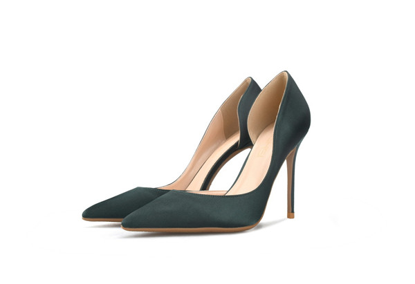 Factory Outlets Cowhide Leather Shoe -