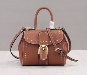 Fashion Ladies Designer Replica Handbags Genuine Leather Ladies Crossbody Bag