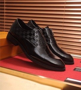 Custom Made Suprior Quality Black Patent Leathe...
