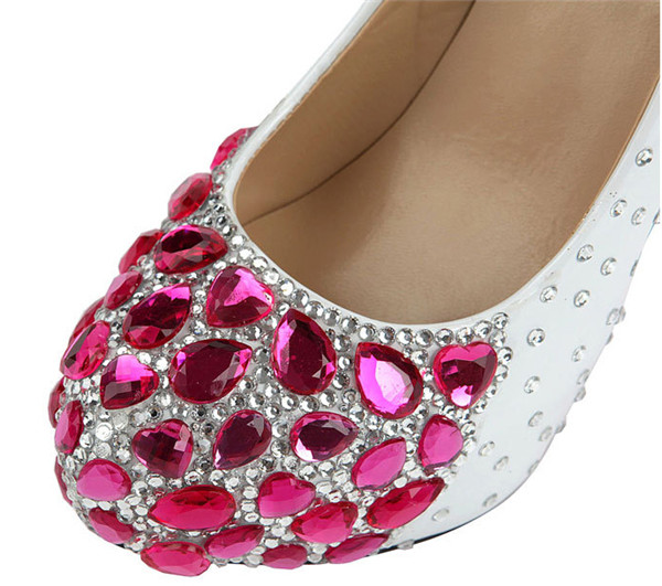 OEM Supply Ladies Fashion High Heel Shoes -