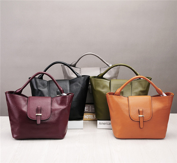 Western Style Leather Ladies Hand Bags Featured Image