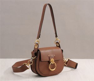 OEM High Quality Cow Skin Purse Ladies Fashion Purses