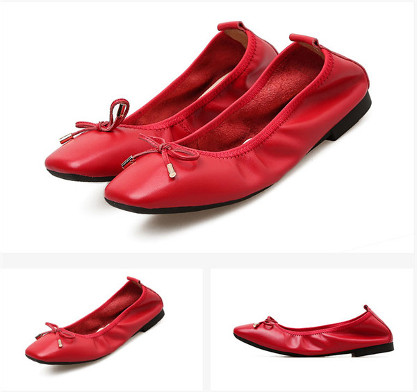 18 Years Factory Ballet Shoes -