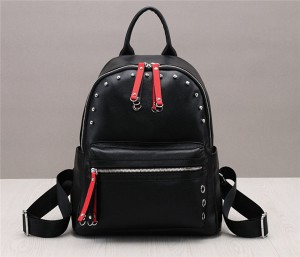 High Quality Fashion Natural Cowskin Backpacks ...