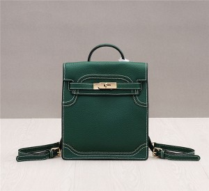 Hand Bags Handbags For Women Leather Shoulder Handbag Green Lychee Leather