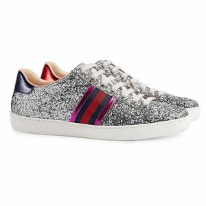 Flash Sequins Sneakers For Both Women And Men