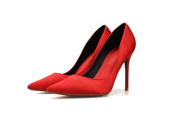 Factory wholesale Chunky Heel Shoes -