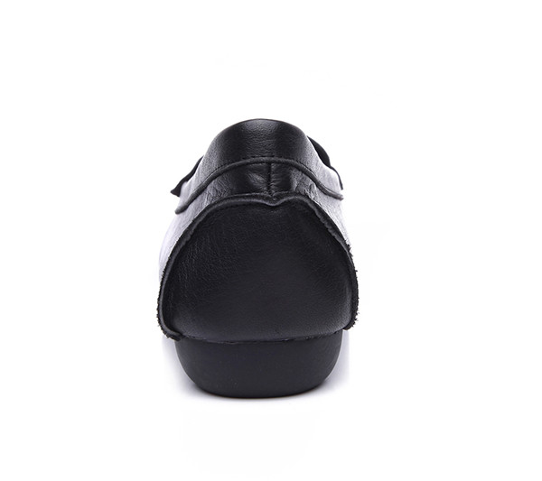 Factory made hot-sale Square Toe Ladies Shoes -