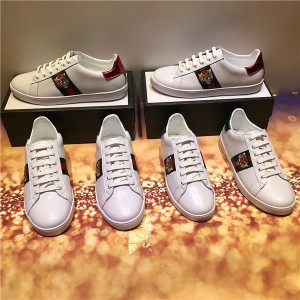 Top Brand Sport Shoes Fashion Sneaker Cowhide