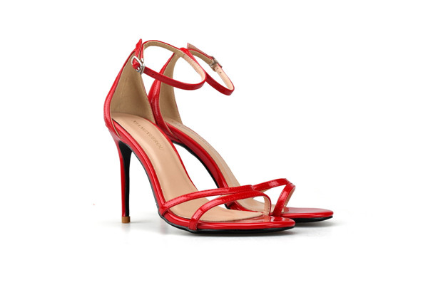 High Quality Silk High Heel Shoes -