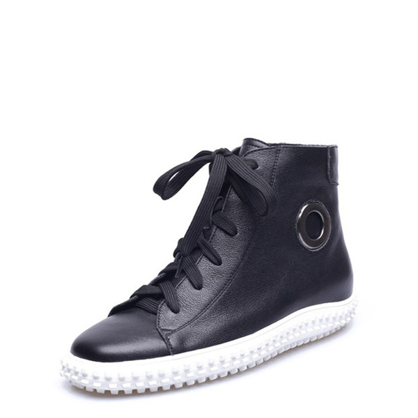 Lowest Price for European Trendy Leather Shoes -