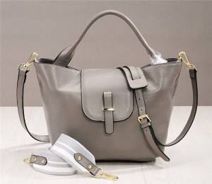 Western Style Leather Ladies Hand Bags