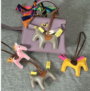 Pony Hanging Accessory Fashion Leather Accessory Factory